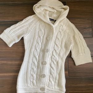 Corded Sweater Jacket